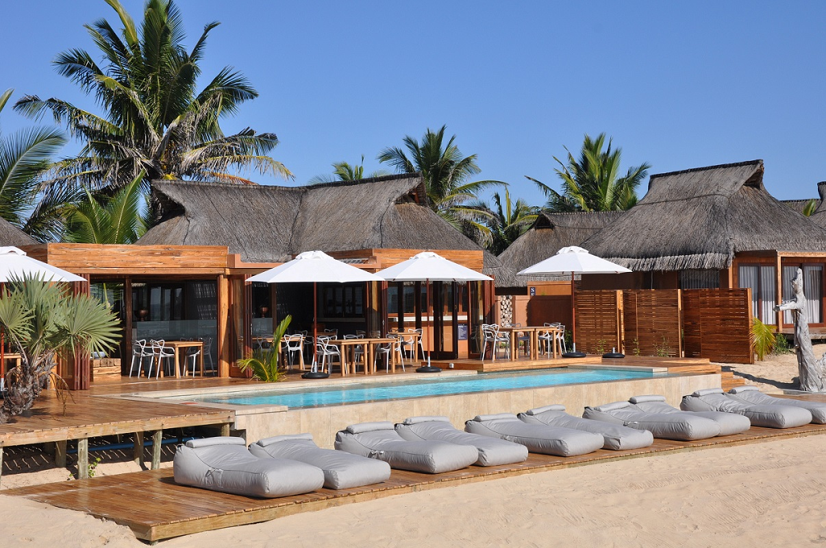 Lodge Eclectic, plage de Barra
